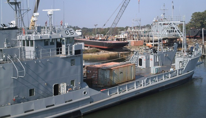 US Army Shipyard Support Contracts: MTI for the Win!